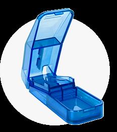 An image of the Pilomat splitter tablet cutter
